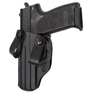 Blade-Tech Nano IWB Holster For GLOCK 26/27/33 Left Hand Polymer Black HOLX000382906021