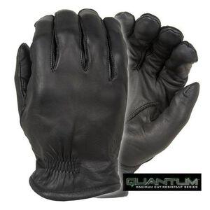 Damascus Protective Gear Q5 Quantum Series Gloves Leather Black
