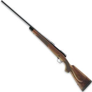 "Winchester Model 70 Super Grade Bolt Action Rifle .338 Win Mag 26"" Barrel 3 Rounds Grade IV/V Walnut Stock Blued 535203236"