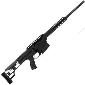 "Barrett Model 98B Fieldcraft Bolt Action Rifle .308 Win 18"" Light Barrel 10 Rounds M1913/Picatinny Rail Adjustable Cheek Piece Black 14809"