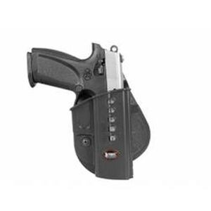 Fobus Evolution Holster SIG P250,P250C,P320 Right Hand Paddle Attachment Polymer Black