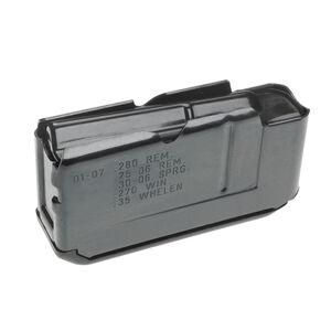 Remington Model Four/74/740/742/7400/750 Detachable Box Magazine Long Action Calibers 4 Rounds Steel Blued