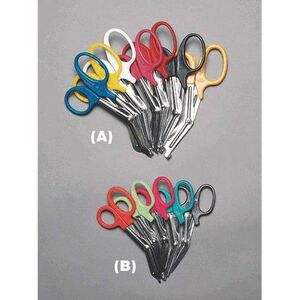 Emergency Medical International EMS Shears 7.25 inches Magenta 1095