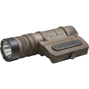 Cloud Defensive Optimized Weapon Light, 1,250 Lumens, Aluminum, Flat Dark Earth, Rechargeable