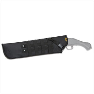 US PeaceKeeper Stubby Shotgun Scabbard MOLLE Compatible Polyester Black