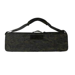 "Grey Ghost Gear Single Rifle Case 38""x11""x4"" Carrying Strap Nylon MultiCam Black"