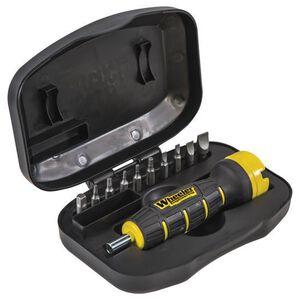 Wheeler Digital FAT Torque Wrench 10 Bit Set 15-100 Inch/lbs 710909
