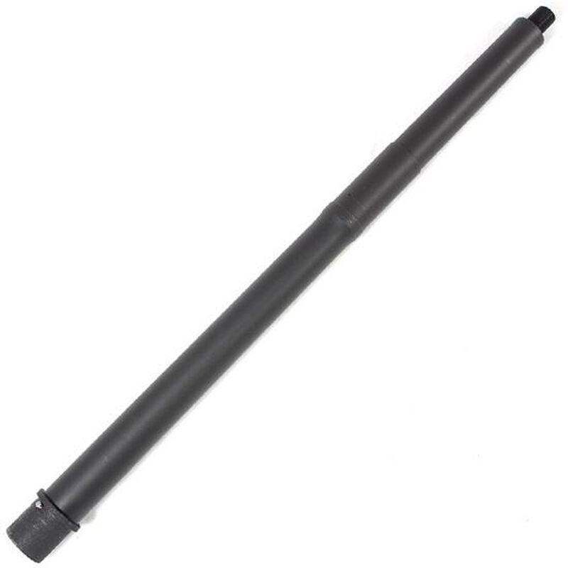 "CMMG AR-15 Barrel Sub Assembly 16.1"" Heavy Taper Profile 5.56 NATO 4140 Chrome Moly Salt Bath Nitride Finish Matte Black"