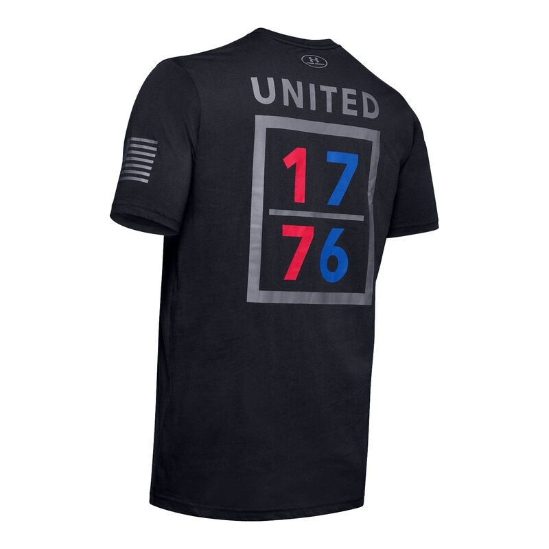 Under Armour Men's Freedom 1776 Short Sleeve T-Shirt