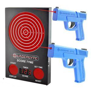 LaserLyte Scoretyme Versus Kit Target 2 Pistols TLB-LVS