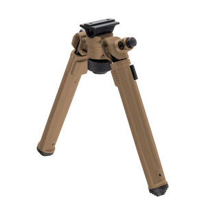 """Magpul Bipod for A.R.M.S 17S Style Mount 6.3""""/10.3"""" Adjustable Bipod 6061-T6 Aluminum Hard Coat Anodized/Injection Molded Polymer Flat Dark Earth Finish"""