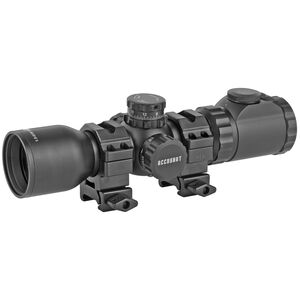 Leapers UTG OP3 Crossbow Scope 1.5-6x36mm 130 Hunter Illuminated BDC 30mm Tube