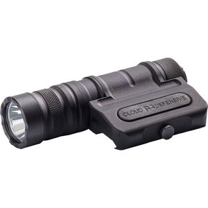Cloud Defensive Optimized Weapon Light, 1,250 Lumens, Aluminum, Black, Rechargeable