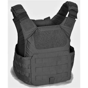 T3 Gear Tomahawk Patriot Plate Carrier Kit With Soft Armor Inserts Black
