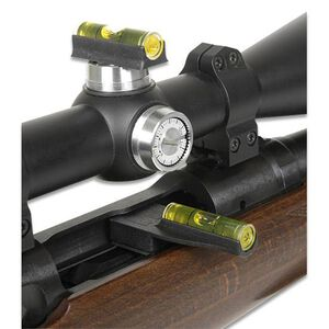 Wheeler Shooting Levels Levels Scope to Rifle  Crosshair Leveling Kit