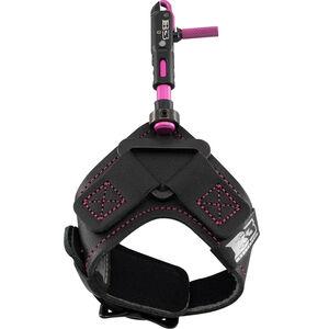 B3 Archery Release Tigress Single Jaw Swivel Stem Black/Pink