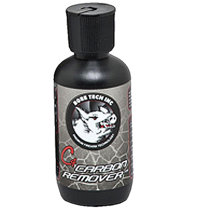 Bore Tech C4 Carbon Remover 4 oz Liquid Bottle BTCC-35004