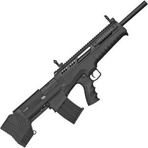 "RIA Imports VRBP-100 12 Gauge Bullpup Semi-Auto Shotgun 20 Barrel 3"" Chamber 5 Rounds Aluminum Upper Receiver Polymer Furniture Black"