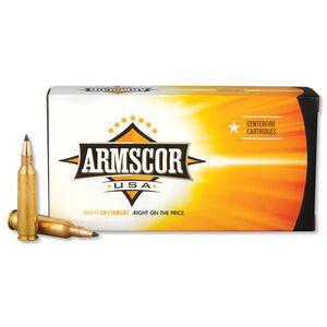 Armscor USA .22-250 Rem Ammunition 20 Rounds PT 55 Grain