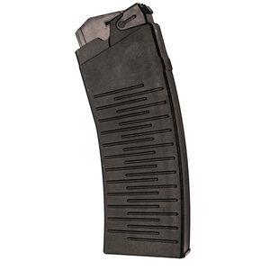 Molot/FIME VEPR Magazine 12 Gauge 8 Rounds Metal Reinforcement Polymer Black
