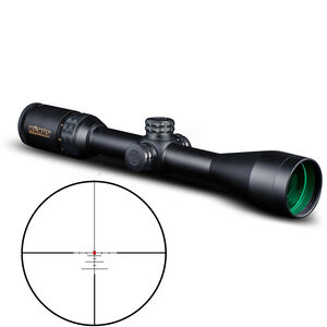KONUSPRO 275 3x-10x44mm Muzzleloading Scope with Engraved IR Ballistic Reticle