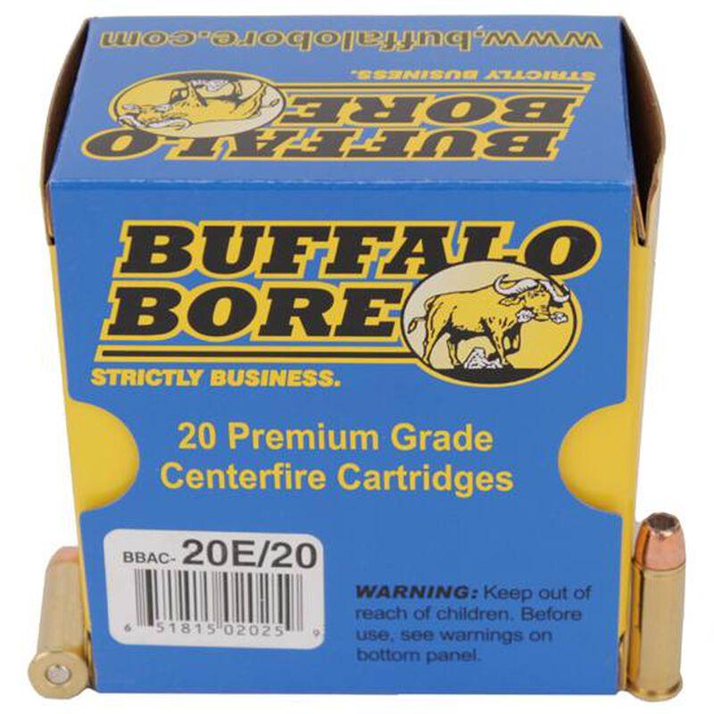 Buffalo Bore .38 Special Ammunition 20 Rounds JHP 125 Grains
