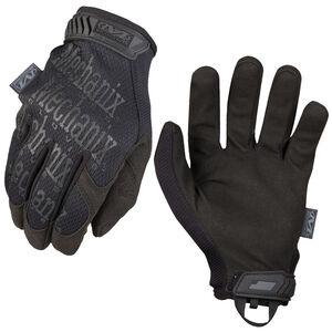 Mechanix Wear Original Covert Glove Size Large Covert Blk
