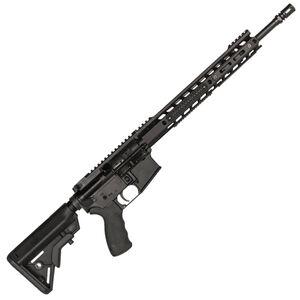 "Alexander Arms Tactical AR-15 Semi Auto Rifle 6.5 Grendel 16"" Barrel 10 Rounds Geissele Trigger Manticore Transformer Handguard B5 SOPMOD BRAVO Stock Black"