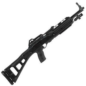 "Hi-Point Carbine Semi Auto Rifle .40 S&W 17.5"" Barrel 10 Rounds Polymer Stock Black Finish with Laser 4095TSLAZ"