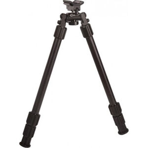 "Caldwell Accumax Bipod 13"" to 30"" Picatinny Rail Mount Carbon Fiber and Aluminum Black"