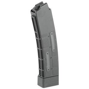 CZ Scorpion EVO 3 30 Round Magazine 9mm Luger Windowed Polymer Matte Black Finish