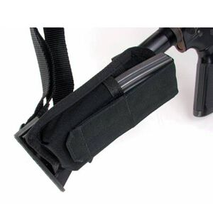 BLACKHAWK! Buttstock Mag Pouch for Collapsible M4 Stocks Black AR15