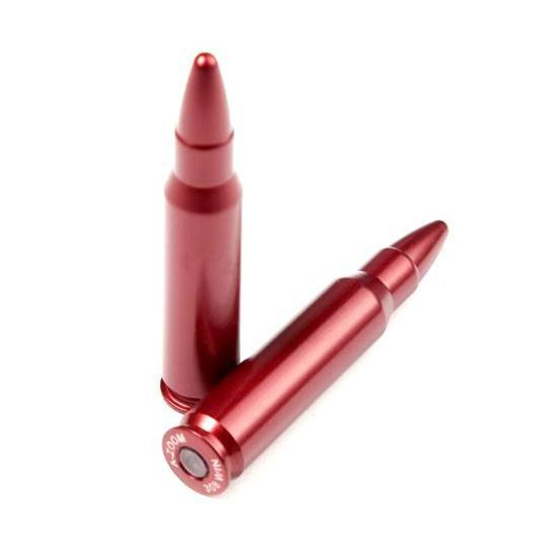 A-Zoom Snap Caps .308 Winchester Aluminum 2 Pack 12228