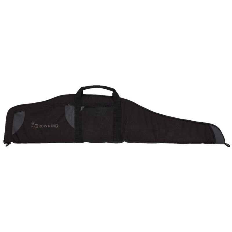 """Browning Crossfire Rifle Case 44"""", Black/Gray"""