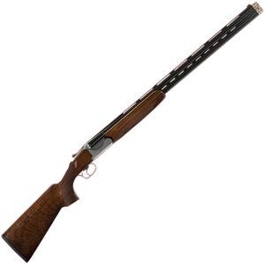 "Barrett Sovereign B-XPro Over/Under Break Action Shotgun 12 Gauge 30"" Barrels 3"" Chambers 2 Rounds Walnut Stock Silver Receiver Blued"