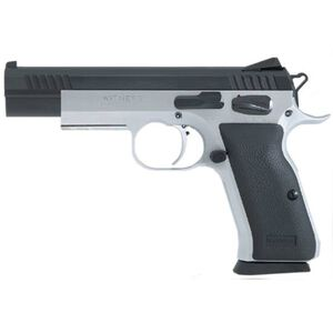 "EAA Witness Elite Match 9mm Luger 4.75"" Barrel 17 Rounds"