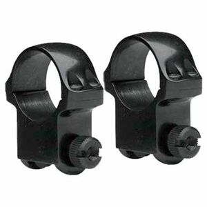 """Ruger 1"""" Ring 5B/6B Ring Set for M77 High Blued Finish 90406"""