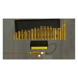 AimShot Red Laser Master Rifle Bore Sight Kit
