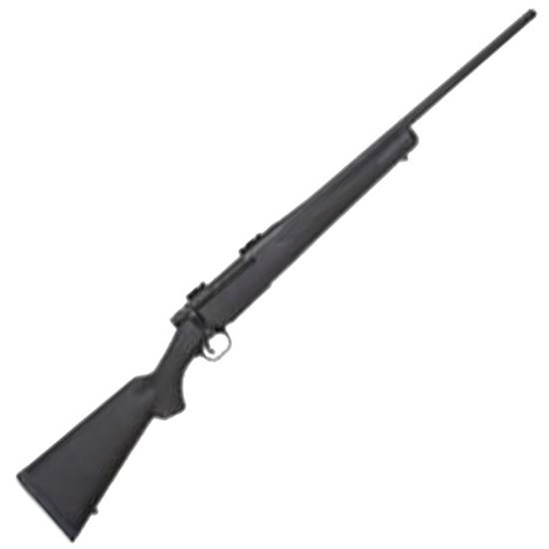 """Mossberg Patriot Bolt Action Rifle .30-06 Springfield 22"""" Barrel 4 Rounds Synthetic Stock Matte Blue Finish 27892"""