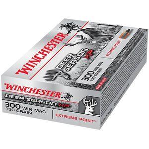 Winchester .300 Winchester Magnum Ammunition 200 Rounds Deer Season XP PT 150 Grains