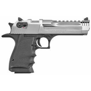 "Magnum Reasearch Desert Eagle L5 .50 AE Semi-Auto Handgun 5"" Barrel 7 Rounds Lightweight Aluminum Frame Black/Brushed Chrome Finish"