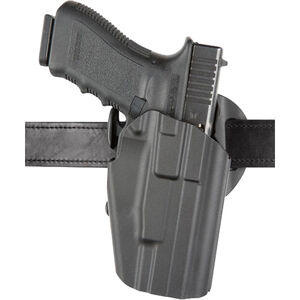 Safariland 576 GLS Pro-Fit Hi-Ride Belt Slide Holster Multi-Fit Right Hand SafariSeven Plain Black