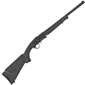 "Midland Backpack Shotgun 20 Gauge Break Action 18.5"" Barrel 3"" Chamber 1 Round Synthetic Stock Black Finish"