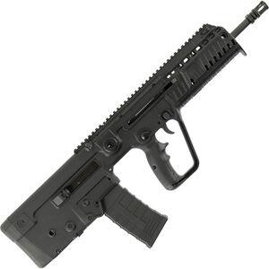 "IWI Tavor X95 Flatop XB16 Semi Auto Rifle .300 AAC Blackout 16.5"" Barrel 30 Rounds NATO STANAG Type Magazines Reinforced Polymer Bullpup Stock Matte Black"