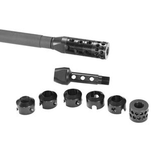 UM Tactical R.A.G.E. TCS .30 Cal. Compensator Stainless Steel/Alloys
