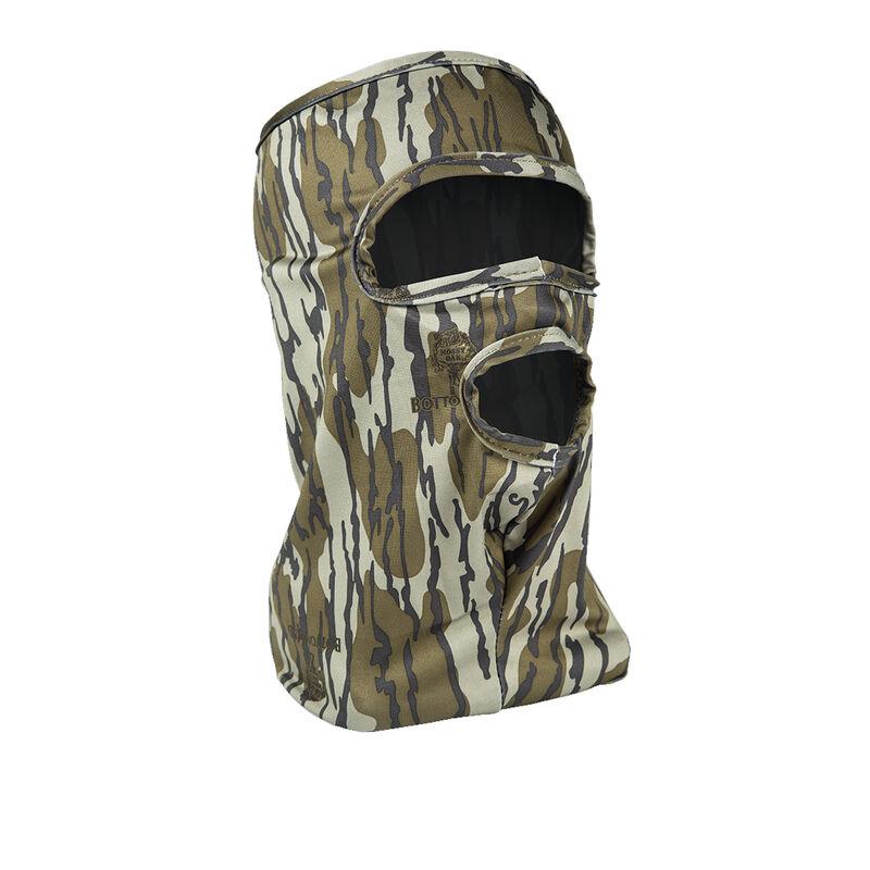 Primos Mossy Oak Original Bottomland Stretch Fit 3/4 Mask