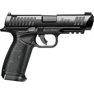 "Remington RP9 Semi Auto Pistol 9mm Luger 4.5"" Barrel 18 Rounds Night Sights Polymer Frame Matte Black Finish"
