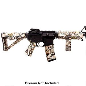 Matrix Diversified Industry AR-15 Magpul Furniture Kit Mil Spec Next Camo Vista Finish MAGMIL-NV