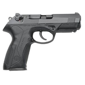 "Beretta Px4 Storm Semi Automatic Handgun .45 ACP 4"" Barrel 10 Rounds Polymer Frame Matte Black Finish JXF5F25"
