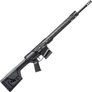 "RISE Armament 1121XR Precision Rifle .308 Win AR-308 Semi Auto Rifle 20"" Barrel 20 Rounds 15"" Freefloat M-LOK Handguard Magpul PRS Stock Black Finish"